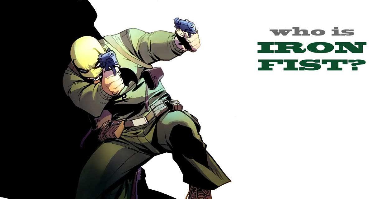 Character Profile – Iron Fist