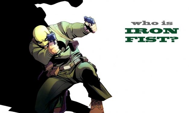 Character Profile – Iron Fist