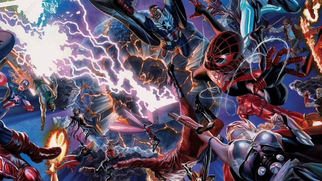 New Marvel Mess