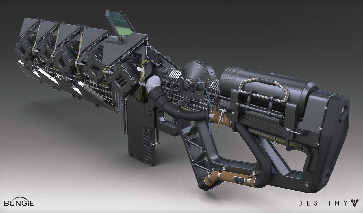 """Completing the """"Sleeper Simulant"""" Exotic Weapon Quest"""