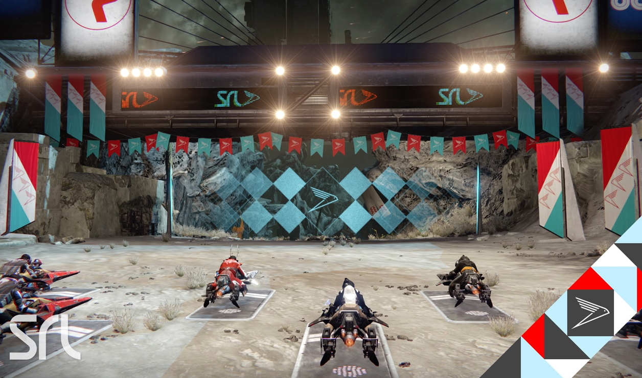Sparrow Racing League