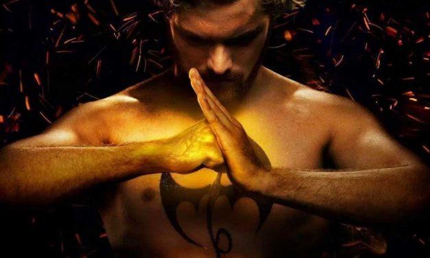 Marvel Netflix Iron Fist